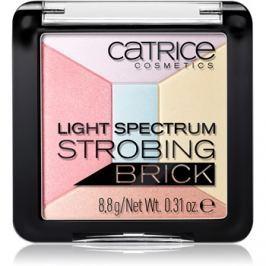 Catrice Light Spectrum Strobing Bricks élénkítő árnyalat 030 Candy Cotton 8,8 g