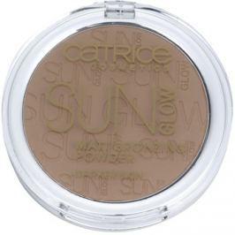 Catrice Sun Glow bronzosító púder árnyalat 020 Deep Bronze  9,5 g