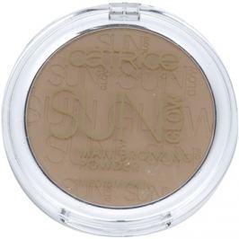 Catrice Sun Glow bronzosító púder árnyalat 030 Medium Bronze  9,5 g