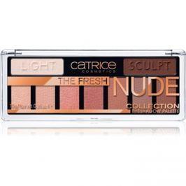 Catrice The Fresh Nude Collection szemhéjfesték  árnyalat 010 Newly Nude 10 g