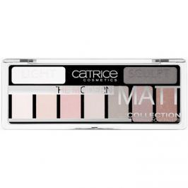 Catrice The Modern Matt Collection szemhéjfesték paletták árnyalat 010 The Must-Have Matts 10 g