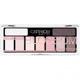 Catrice The Nude Blossom Collection szemhéjfesték paletták árnyalat 010 Blossom 'N Roses 10 g