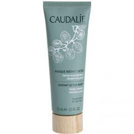 Caudalie Masks&Scrubs mélyen tisztító maszk a pórusok méretének csökkentésére  75 ml