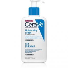 CeraVe Moisturizers hidratáló tej arcra és testre Száraz, nagyon száraz bőrre  236 ml