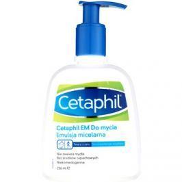 Cetaphil EM tisztító micelláris emulzió pumpás  236 ml