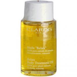 Clarins Body Specific Care relaxációs olaj a testre növényi kivonattal  100 ml