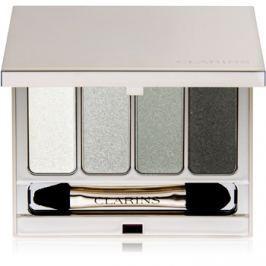 Clarins Eye Make-Up Palette 4 Couleurs szemhéjfesték paletták árnyalat 05 Smoky 6,9 g