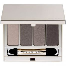 Clarins Eye Make-Up Palette 4 Couleurs szemhéjfesték paletták árnyalat 03 Brown 6,9 g