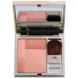 Clarins Face Make-Up Blush Prodige élénkítő arcpirosító árnyalat 02 Soft Peach  7,5 g