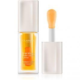 Clarins Lip Make-Up Instant Light tápláló ápolás az ajkakra árnyalat 01 Honey 7 ml