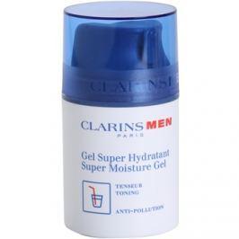 Clarins Men Hydrate hidratáló gél a fiatalos kinézetért  50 ml