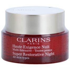 Clarins Super Restorative éjszakai krém az öregedés összes jele ellen minden bőrtípusra  50 ml