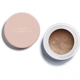 Claudia Schiffer Make Up Eyes krémes szemhéjfestékek árnyalat 50 Truffle 4 g