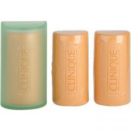 Clinique 3 Steps tisztító szappan kombinált és zsíros bőrre  150 g