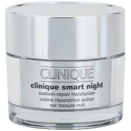 Clinique Clinique Smart hidratáló éjszakai krém a ráncok ellen száraz és kombinált bőrre  50 ml
