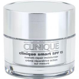 Clinique Clinique Smart nappali ránctalanító krém a száraz és kombinált bőrre SPF15  30 ml