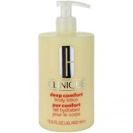 Clinique Deep Comfort mélyhidratáló testápoló tej  400 ml