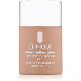 Clinique Even Better Glow bőrélénkítő make-up SPF15 árnyalat CN 70 Vanilla 30 ml