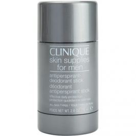 Clinique For Men dezodor deo stift  minden bőrtípusra  75 ml