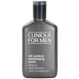 Clinique For Men bőrtisztító víz zsíros bőrre  200 ml