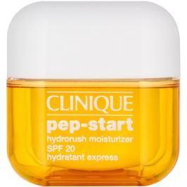 Clinique Pep-Start hidratáló és védő krém SPF 20  15 ml