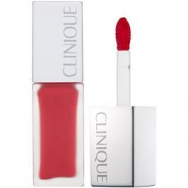 Clinique Pop Matte matt ajakfesték árnyalat 02 Flame Pop 6 ml