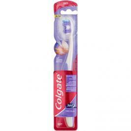 Colgate 360°  Pro Gum fogkefe az érzékeny ínyre gyenge