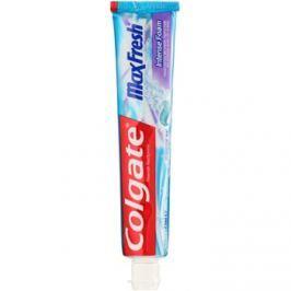 Colgate Max Fresh Intense Foam fogkrém a fogak alapos tisztítására íz Effervescent Mint 75 ml