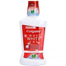 Colgate Max White One szájvíz alkoholmentes íz Sensational Mint 500 ml