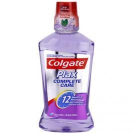 Colgate Plax Complete Care szájvíz a fogak teljes védelméért íz Clean Mint (Alcohol Free, 12 Hour Protection) 500 ml