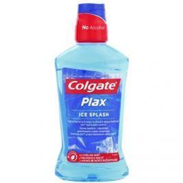 Colgate Plax Ice Splash antibakteriális szájvíz a friss leheletért íz Cooling Mint  500 ml