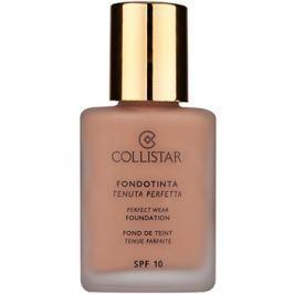 Collistar Foundation Perfect Wear vízálló folyékony make-up SPF 10 árnyalat 3 Natural  30 ml