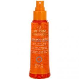 Collistar Hair In The Sun napvédő olaj hajra festett hajra  100 ml