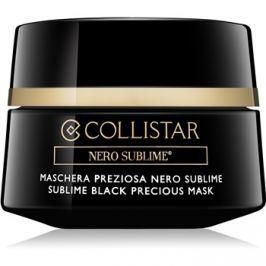 Collistar Nero Sublime® regeneráló és  méregtelenítő maszk  50 ml