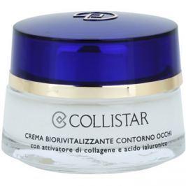 Collistar Special Anti-Age biorevitalizáló krém a szem köré  15 ml