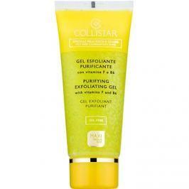 Collistar Special Combination And Oily Skins tisztító peeling kombinált és zsíros bőrre  100 ml