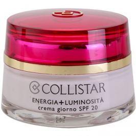 Collistar Special First Wrinkles nappali ránctalanító krém SPF 20  50 ml