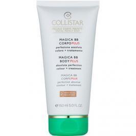 Collistar Special Perfect Body BB testkrém feszesítő hatással árnyalat 2 Meidum-Deep 150 ml