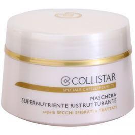 Collistar Speciale Capelli Perfetti tápláló regeneráló maszk száraz és törékeny hajra  200 ml