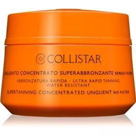 Collistar Sun No Protection koncentrált napozó készítmény védőfaktor nélkül  150 ml