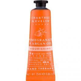 Crabtree & Evelyn Pomegranate hidratáló kézkrém  25 ml