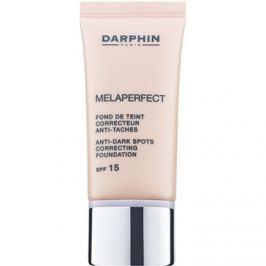 Darphin Melaperfect korrekciós make-up sötét foltok ellen SPF15 02 Beige  30 ml