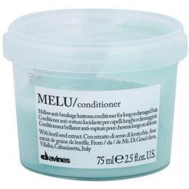 Davines Melu Lentil Seed finom kondicionáló a sérült, töredezett hajra  75 ml