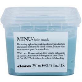 Davines Minu Caper Blossom megújító maszk festett hajra  250 ml