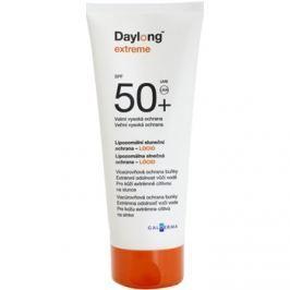 Daylong Extreme liposzómás védő krém SPF50+  200 ml