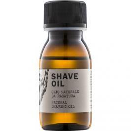 Dear Beard Shaving Oil borotválkozási olaj parabénmentes és szilikonmentes  50 ml