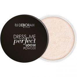 Deborah Milano Dress Me Perfect mattító lágy púder árnyalat 0 Universal 25 g