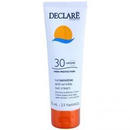 Declaré Sun Sensitive Bőr öregedés elleni napkrém SPF30  75 ml