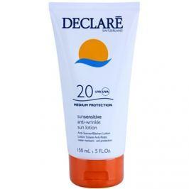 Declaré Sun Sensitive napozótej SPF 20  150 ml