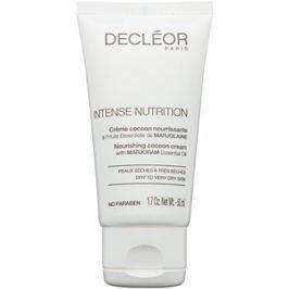 Decléor Intense Nutrition tápláló és védő krém tubusban  50 ml